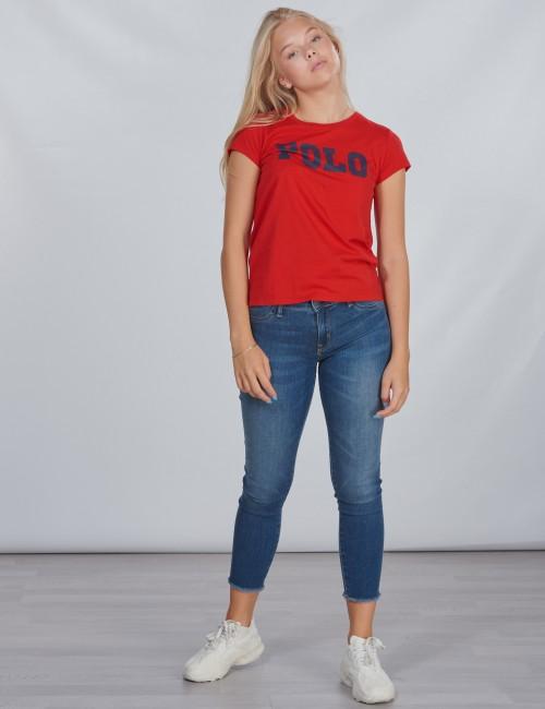 Ralph Lauren barnkläder - SS POLO TEE-TOPS-KNIT