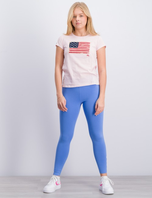 Ralph Lauren barnkläder - SHORT SLEEVE FLAG T-SHIRT