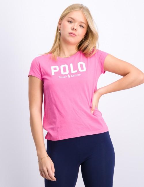 Polo Cotton Jersey Tee