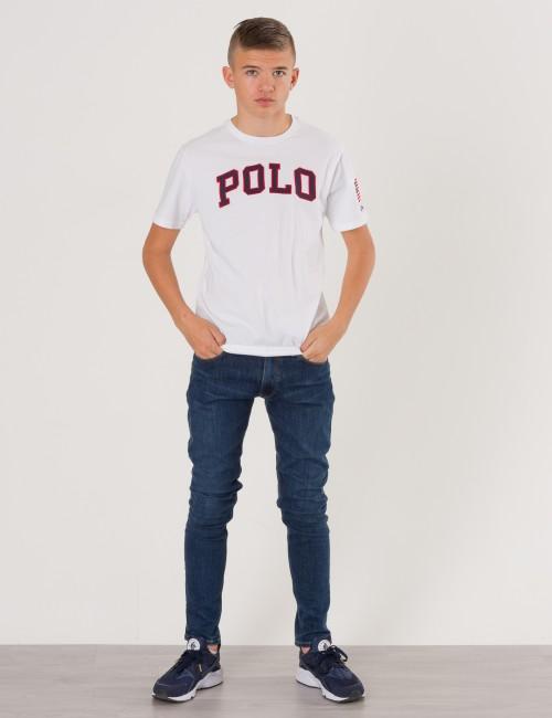 Ralph Lauren barnkläder - CREW NECK TEE