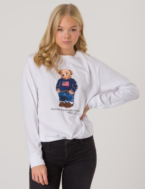 Ralph Lauren barnkläder - BEAR TEE