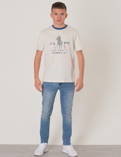 Ralph Lauren barnkläder - RINGER TEE