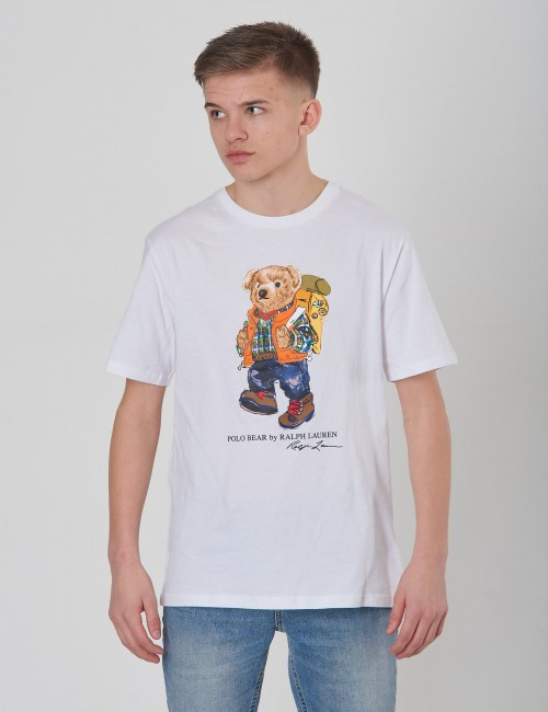 Ralph Lauren - BEAR TEE-TOPS-T-SHIRT