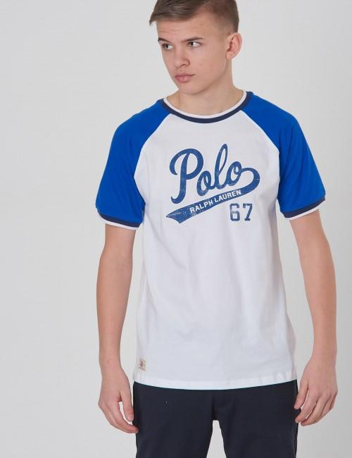 Ralph Lauren barnkläder - BASEBALL T-SHIRT