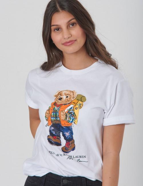 Ralph Lauren - BEAR TEE-TOPS-T-SHIRT