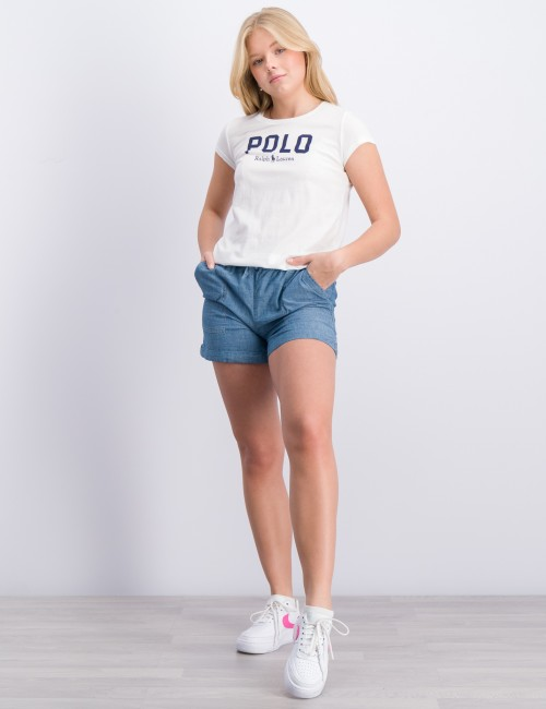 Ralph Lauren - Polo Cotton Jersey Tee