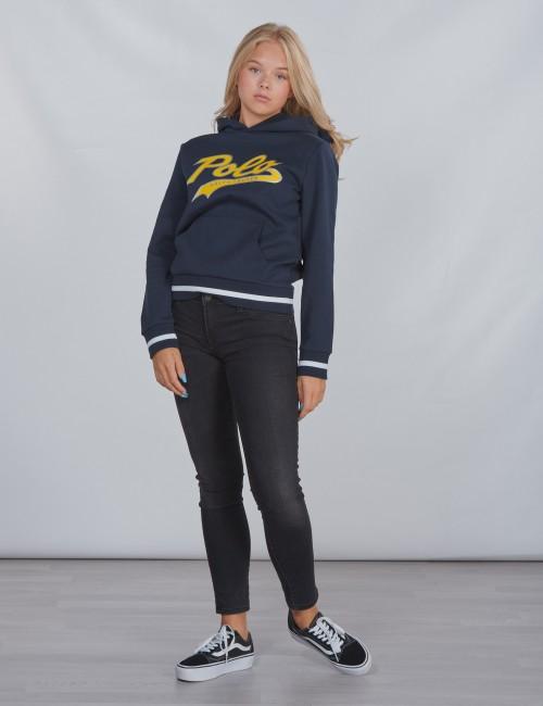 Ralph Lauren barnkläder - LS PO HOOD-TOPS-KNIT