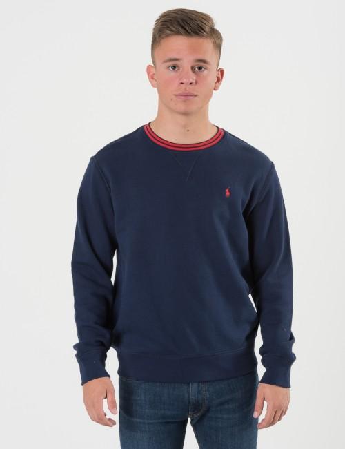 Ralph Lauren barnkläder - LONG SLEEVE CREW NECK