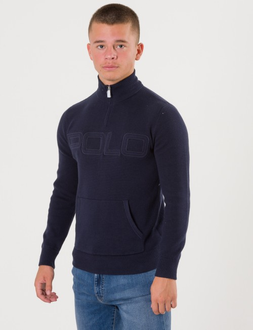 Ralph Lauren - HALF ZIP SWEATER