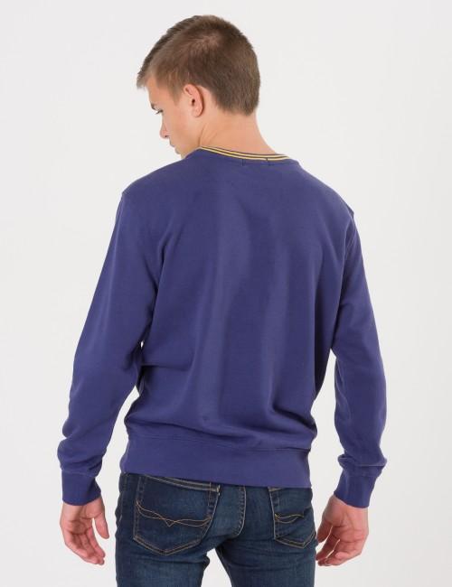 Ralph Lauren barnkläder - NOVEL CREW NECK SWEATER