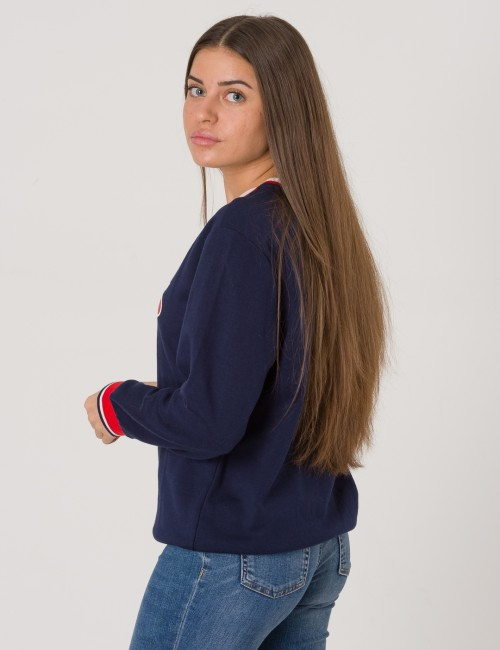 Ralph Lauren - NOVEL CREW NECK SWEATER