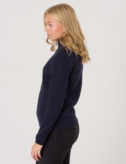 Ralph Lauren barnkläder - HALF ZIP SWEATER