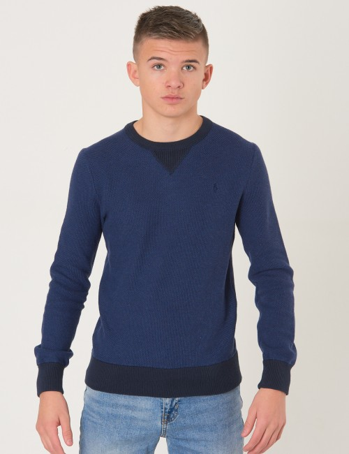 Ralph Lauren - LS CN PO SWEATER