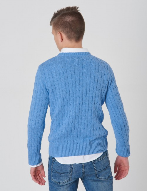 Ralph Lauren barnkläder - CABLE-SWEATER