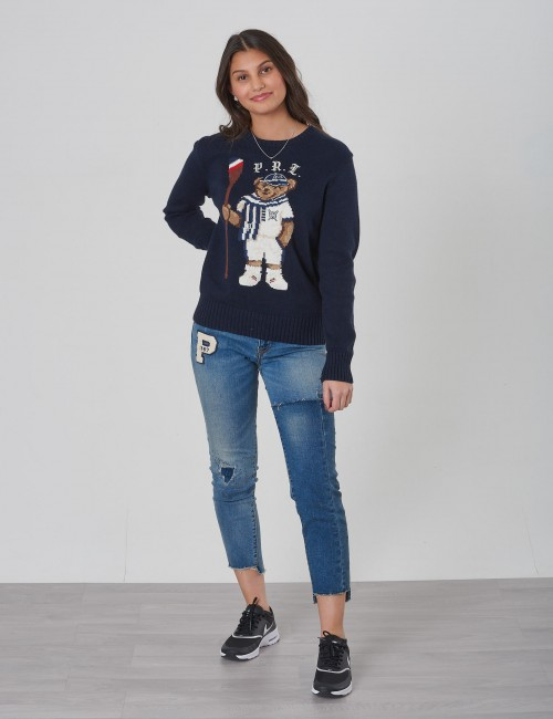 Ralph Lauren barnkläder - BEAR CN SWTR-TOPS-SWEATER