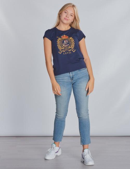 Ralph Lauren barnkläder - SS GRAPHIC T-TOPS-KNIT