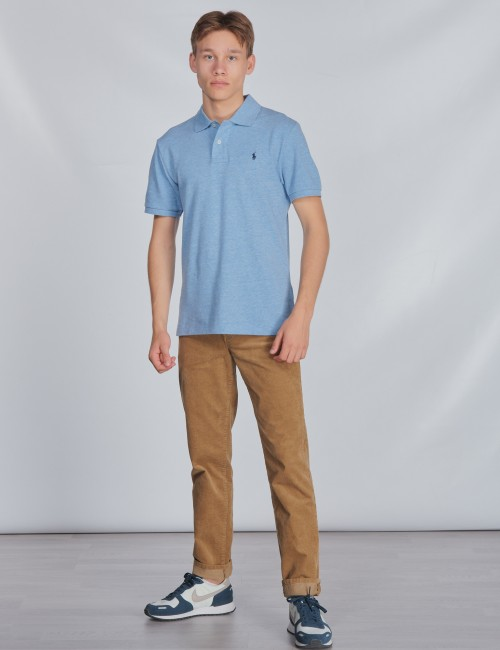 Ralph Lauren barnkläder - SLIM POLO-TOPS-KNIT