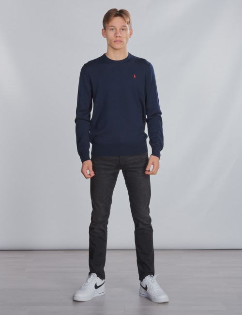 Ralph Lauren - LS CN PO-TOPS-SWEATER