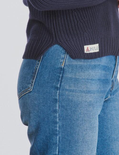 Ralph Lauren barnkläder - ROLL NECK SW-TOPS-SWEATER