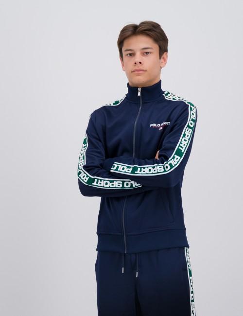 Polo Sport Fleece Track Jacket