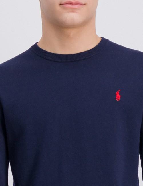 Ralph Lauren barnkläder - Cotton Crewneck Sweater