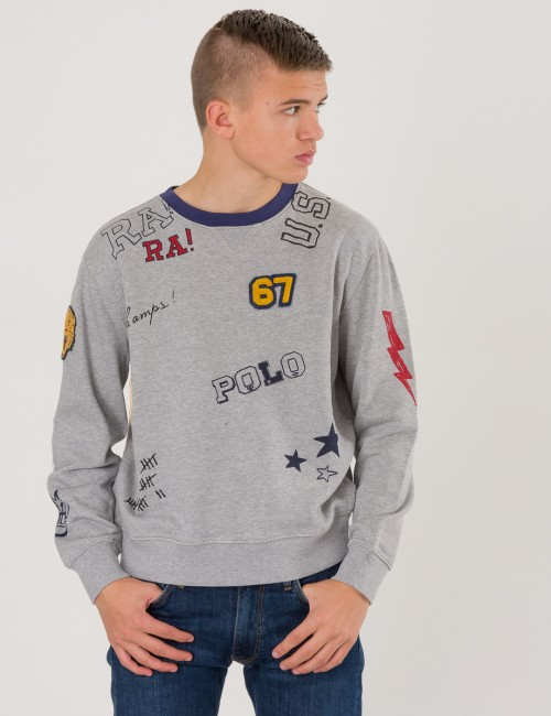 Ralph Lauren - NOVEL CREW NECK