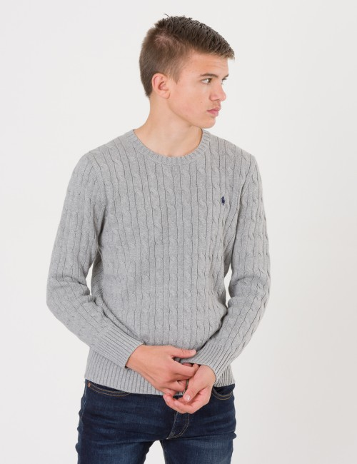Ralph Lauren barnkläder - LONG SLEEVE CABLE