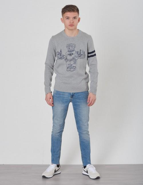 Ralph Lauren barnkläder - LS CN-TOPS-SWEATER