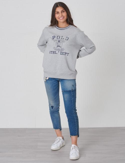 Ralph Lauren barnkläder - CREWNECK TOP
