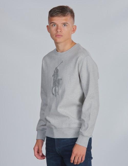 Ralph Lauren - LS CN-TOPS-KNIT