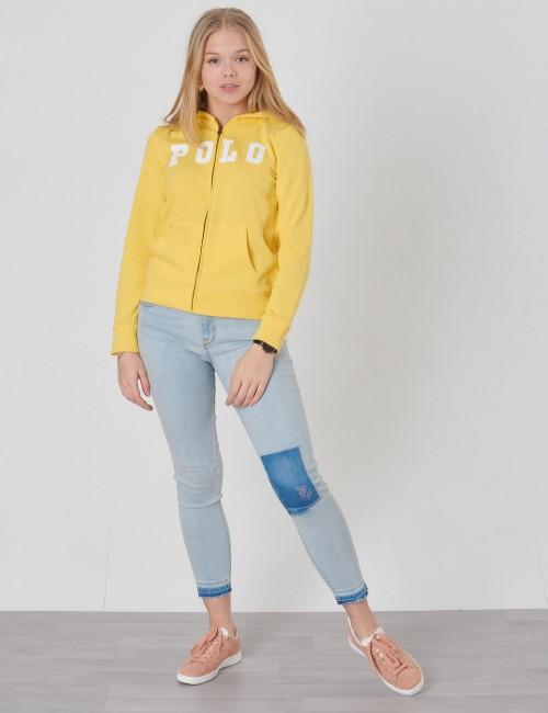 Ralph Lauren barnkläder - POLO ZIP UP-TOPS-KNIT