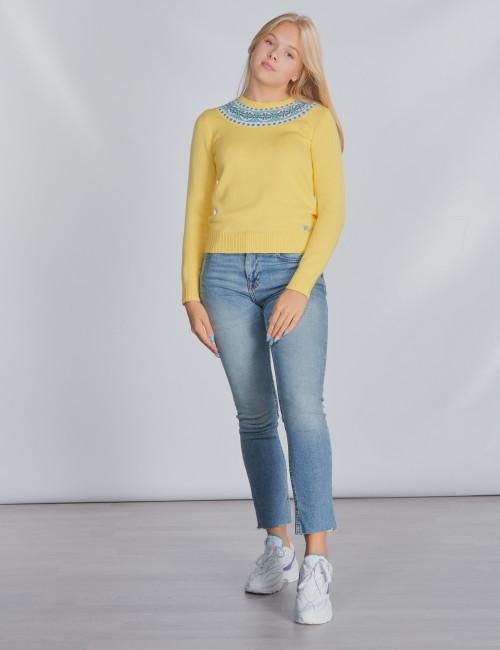 Ralph Lauren barnkläder - ICON FAIRISL-TOPS-SWEATER