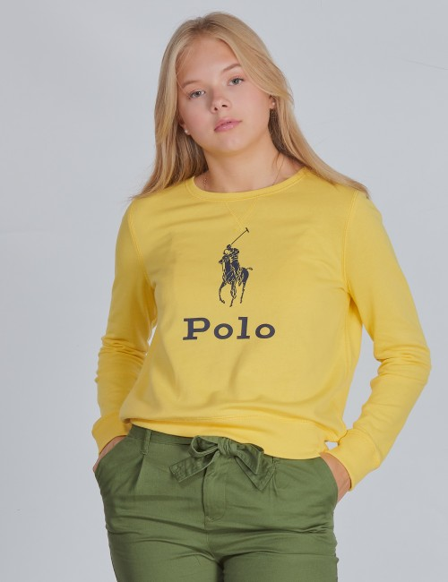 Ralph Lauren barnkläder - BIG PP PO-TOPS-KNIT