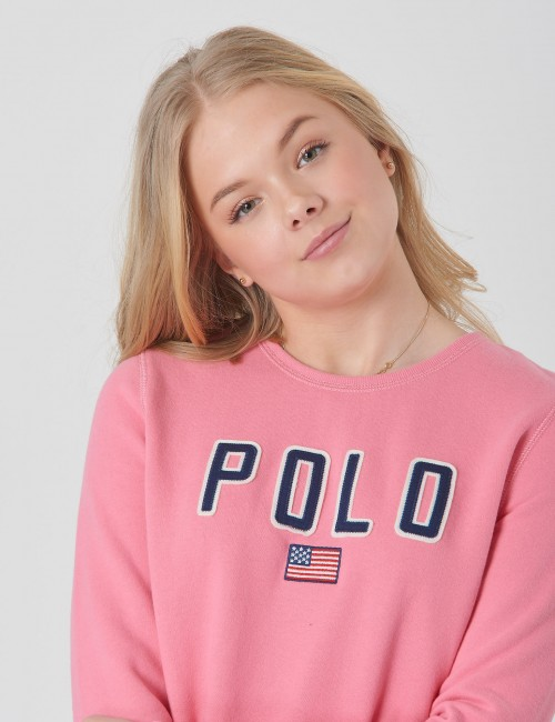 Ralph Lauren barnkläder - FLAG CN-TOPS-KNIT