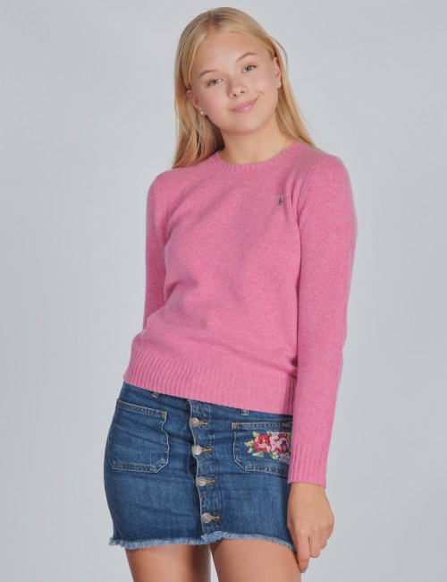 Ralph Lauren barnkläder - WOOL CREW-TOPS-SWEATER