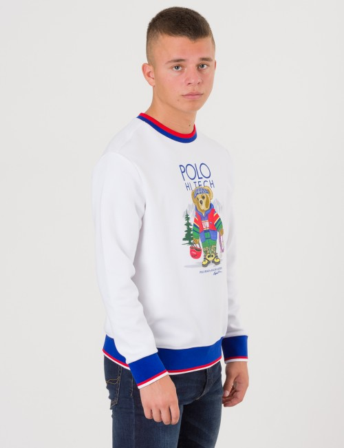 Ralph Lauren - LONG SLEEVE CREW NECK