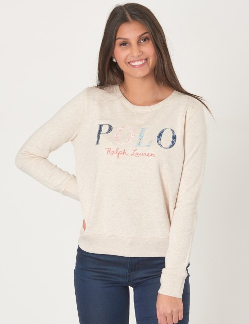 Ralph Lauren barnkläder - POLO FLEECE SWEATER