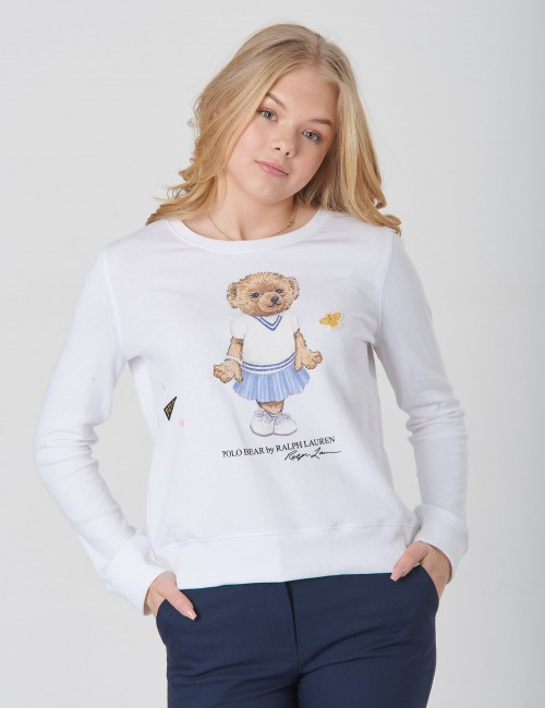 Ralph Lauren - NOVELTY BEAR-TOPS-KNIT