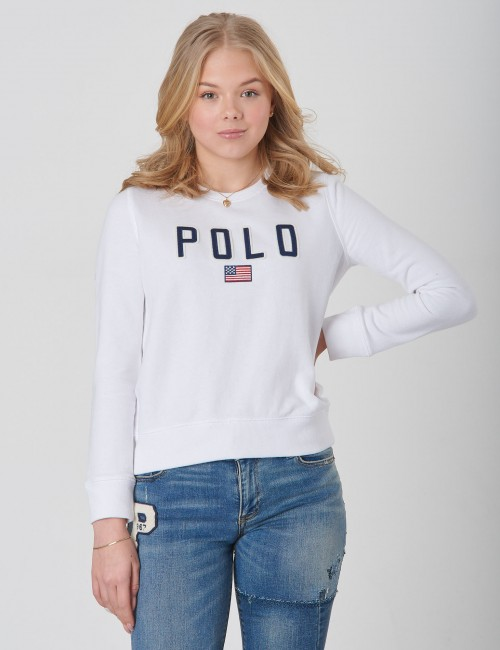 Ralph Lauren - FLAG CN-TOPS-KNIT