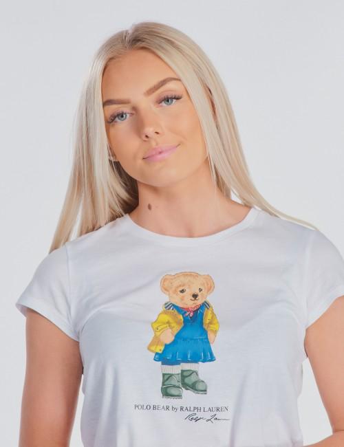 Ralph Lauren barnkläder - BEAR TEE-TOPS-KNIT