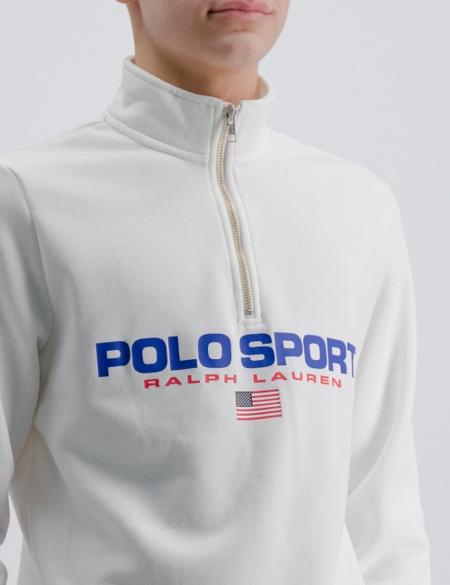 Ralph Lauren - Polo Sport Half-Zip Sweatshirt