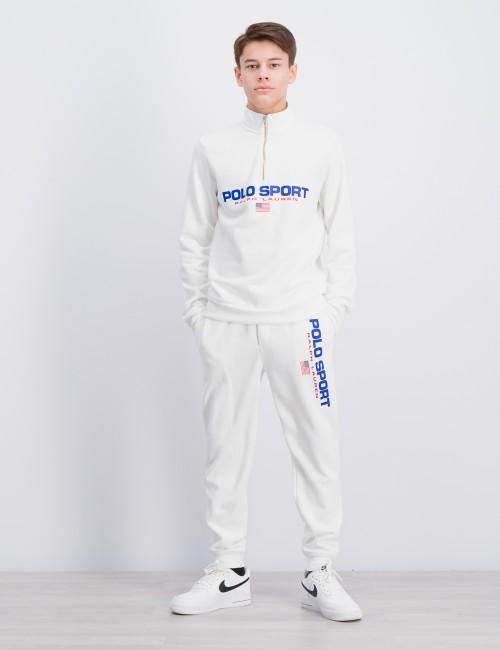 Ralph Lauren barnkläder - Polo Sport Half-Zip Sweatshirt