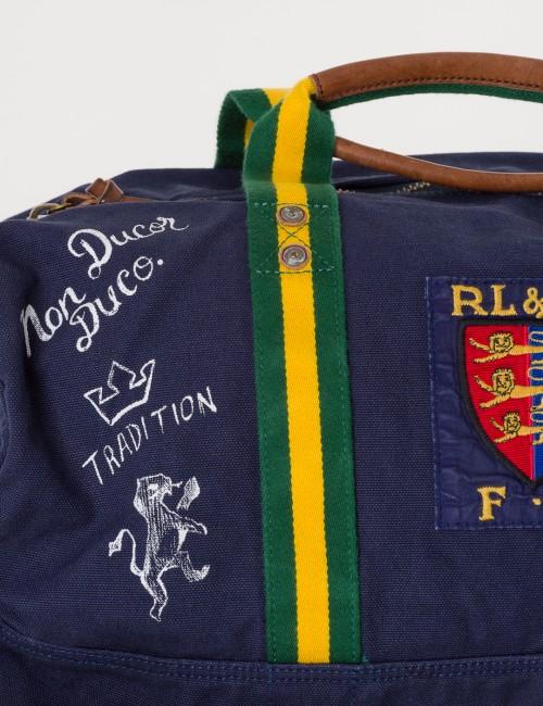 Ralph Lauren barnkläder - NAVY POLO DUFFEL