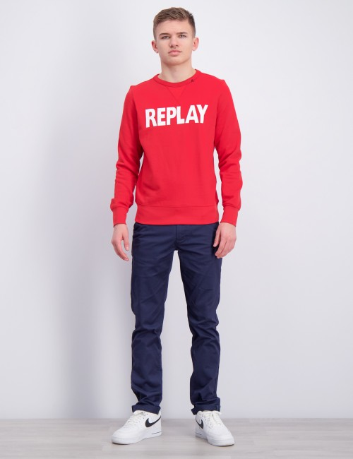 Replay - Jumper