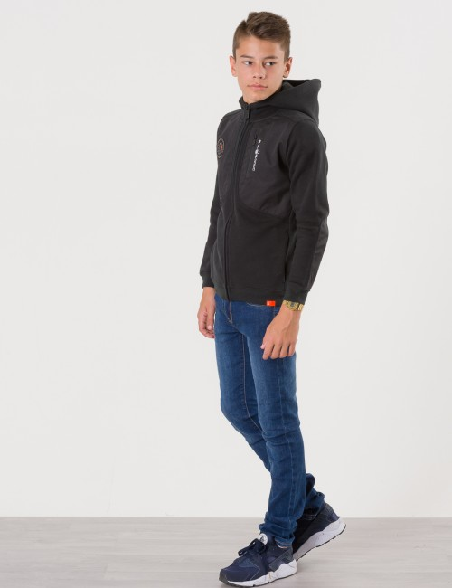 Sail Racing barnkläder - JR ANTARCTICA ZIP HOOD