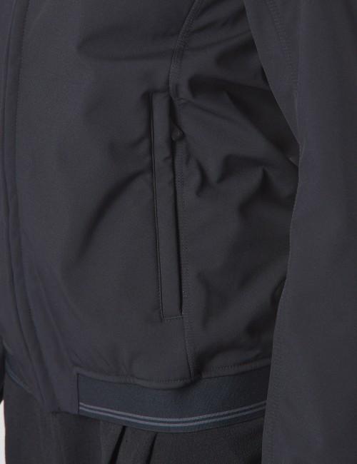 Sail Racing barnkläder - JR GRINDER SOFTSHELL HOOD