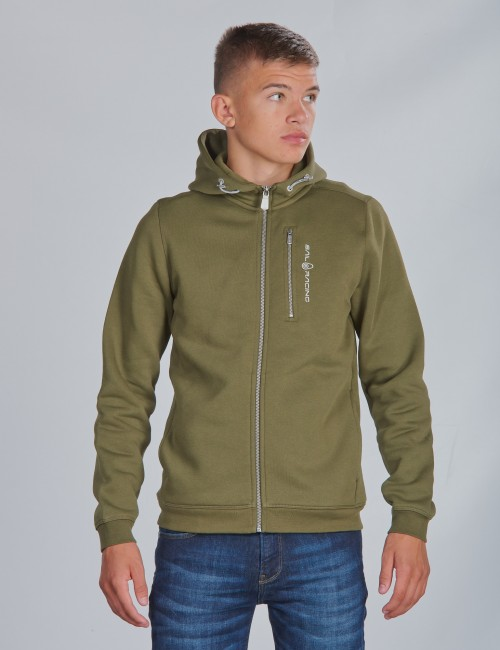Sail Racing barnkläder - JR BOWMAN ZIP HOOD