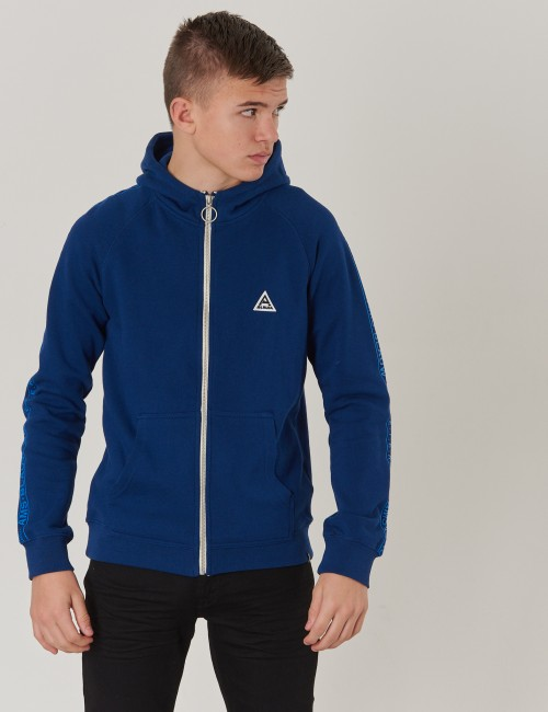 Scotch & Soda barnkläder - Full Zip Sweat Hoodie