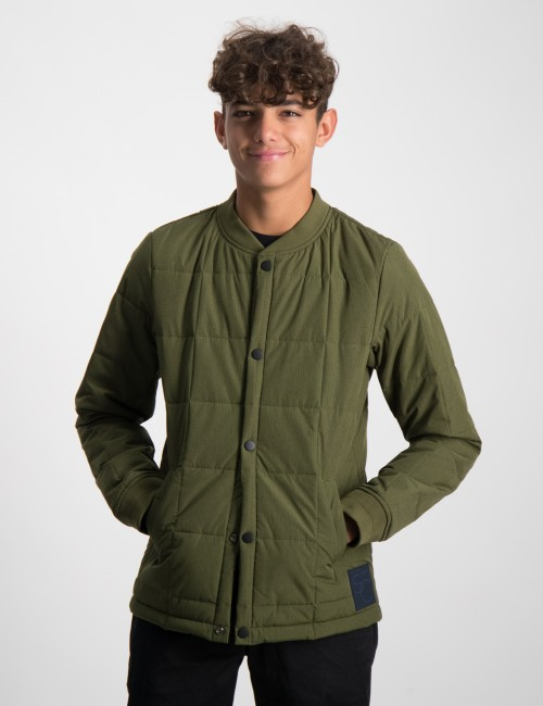 Easy lightweight bomber jacket