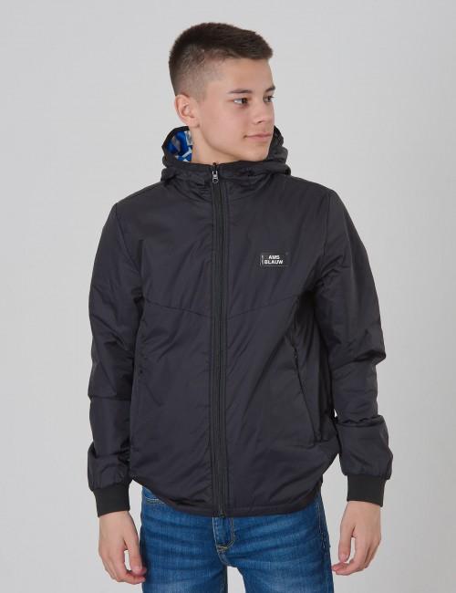 Scotch & Soda - Reversible Hooded Jacket